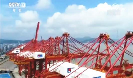 海关总署:我国与新兴市场国家外贸增速明显