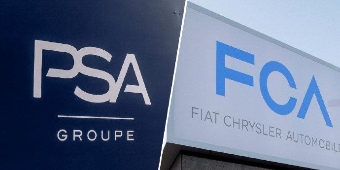 PSA与FCA合并