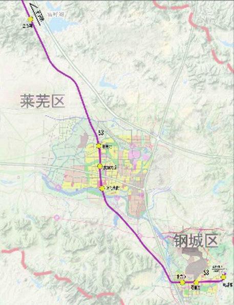轨道交通第二期建设规划进行第二次环评公示 济南5年内再建7条地铁线
