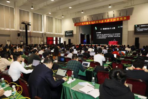 """长亭科技助力中国电信""""网络和信息安全技能竞赛""""完美收官"""